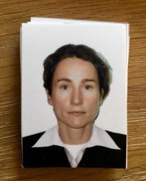 Neue Passbilder in Almaty