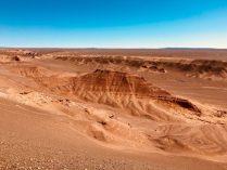 Khermen Tsav, Gobi Mongolei