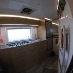 Benz Blick auf die Küche