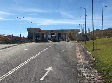 Grenzposten Georgien