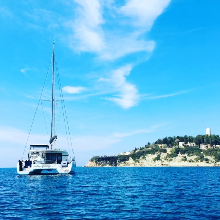 Mocean im Mittelmeer nahe Kusadasi