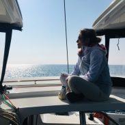 Erster Ausflug: Einstimmung auf das Leben auf dem Wasser