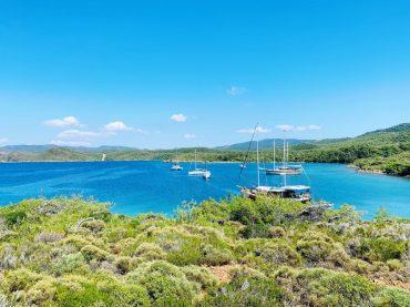 Yedi Adalar, Seven Islands, Türkei