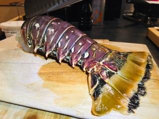 Lobster-Schwanz