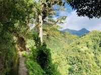 Wanderung auf dem Canal de Esclaves