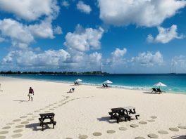 Die Touristen sind weg, nur noch wenige Segler ankern hier. So leer war Barbados schon lange nicht mehr