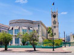 Die First Baptist Church, Bridgetown, Barbados