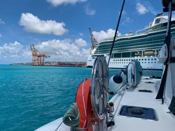 Hafenbecken Bridgetown, Barbados