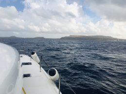 Ankunft Curaçao