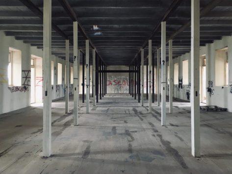 Das hier ist das ehemalige Quarantänelager von Curaçao: früher wurden hier Seeleute untergebracht